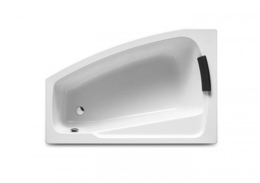 baignoire d 39 angle asym trique waitara 150x100 version. Black Bedroom Furniture Sets. Home Design Ideas