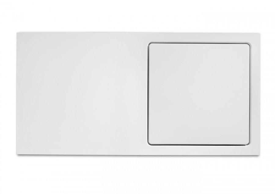 Receveur de douche rectangulaire 160x80 glace avec for Baignoire balneo 160x80