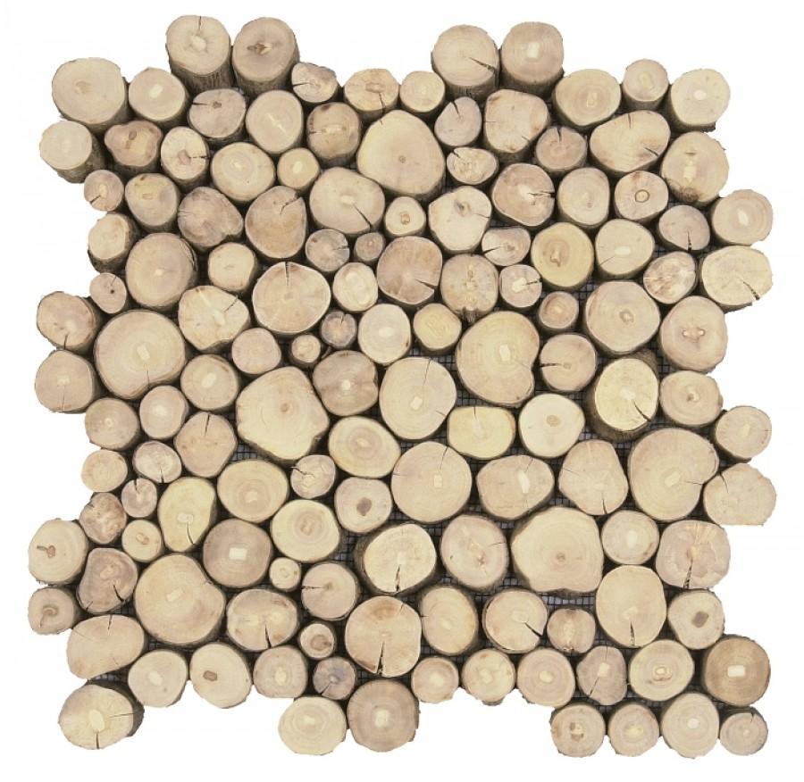 Rondins bois 30x30 bati orient meuble for Meuble 30x30