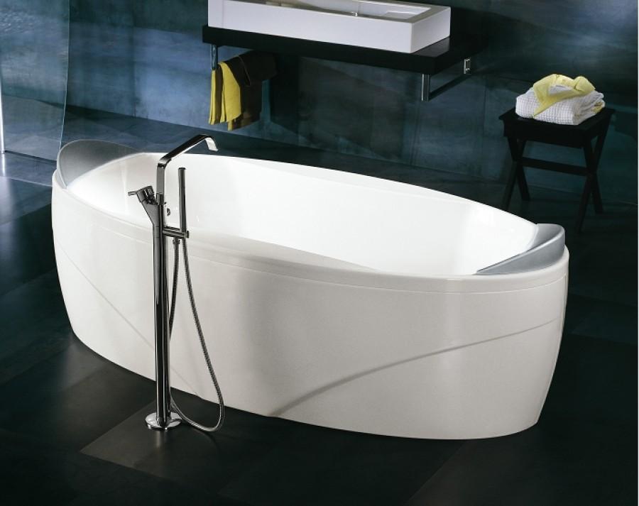 baignoire ilot nue elysium x1 meuble de salle de bain douche baignoire. Black Bedroom Furniture Sets. Home Design Ideas