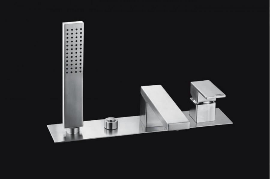 mitigeur thermostatique bain douche poser r016001. Black Bedroom Furniture Sets. Home Design Ideas