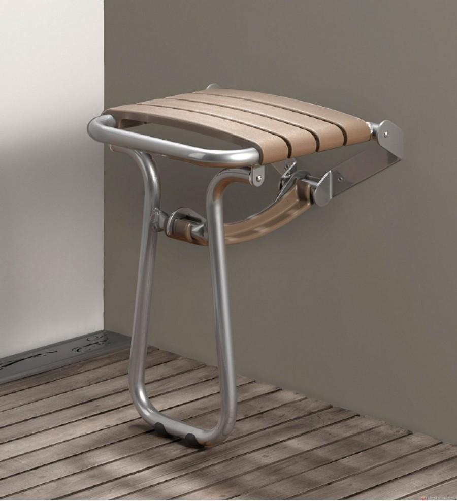 si ge de douche escamotable pellet 047629 meuble de salle de bain douche. Black Bedroom Furniture Sets. Home Design Ideas