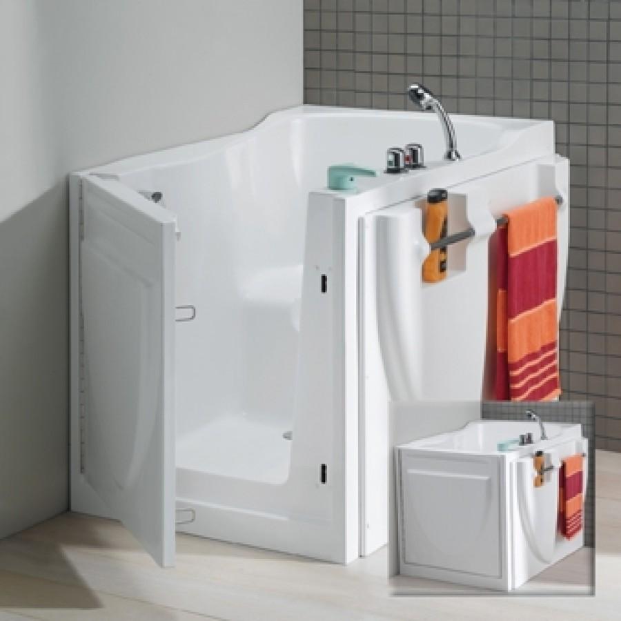 baignoire porte lat rale 050300 ouverture. Black Bedroom Furniture Sets. Home Design Ideas