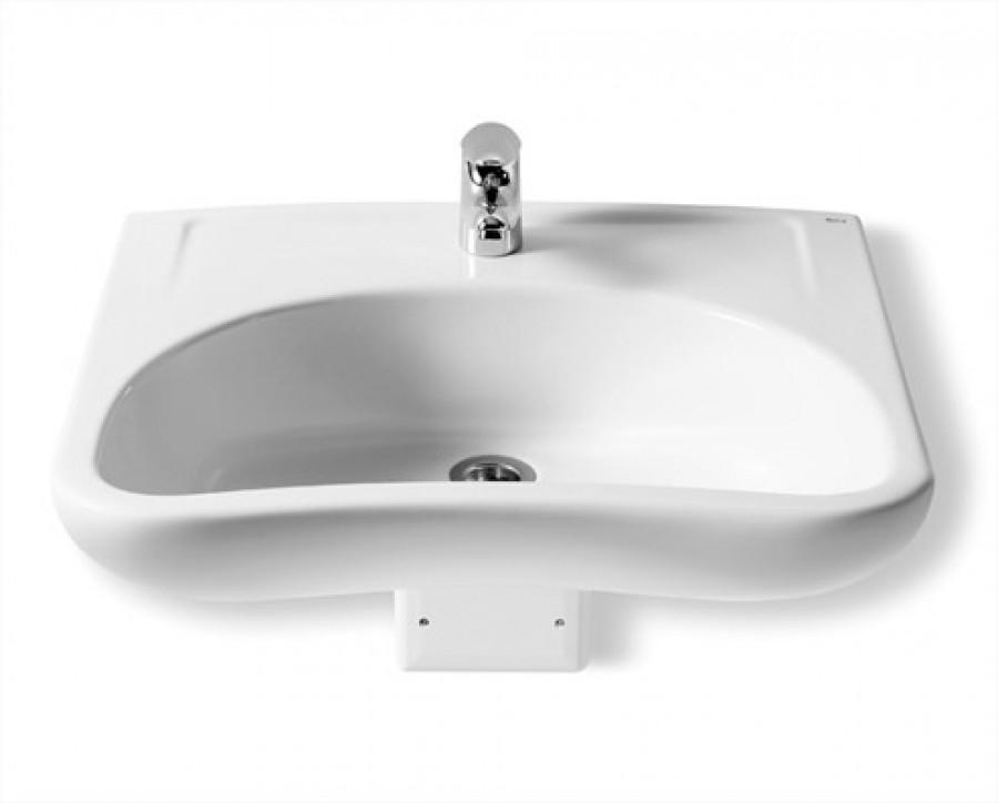 lavabo ergonomique access roca meuble de salle de bain douche baignoire. Black Bedroom Furniture Sets. Home Design Ideas