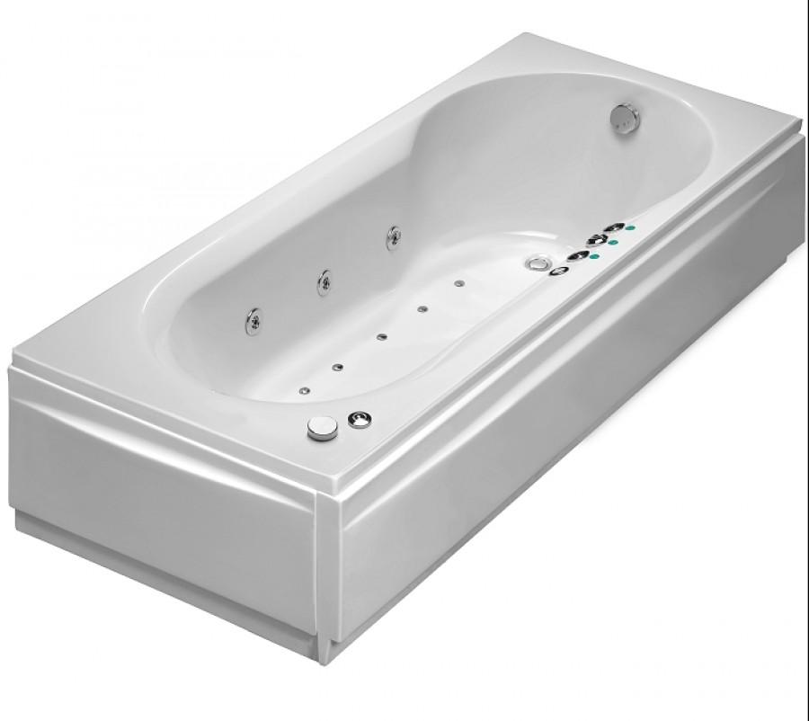 baignoire baln o bahia 170x75 eau air air chromoth rapie. Black Bedroom Furniture Sets. Home Design Ideas
