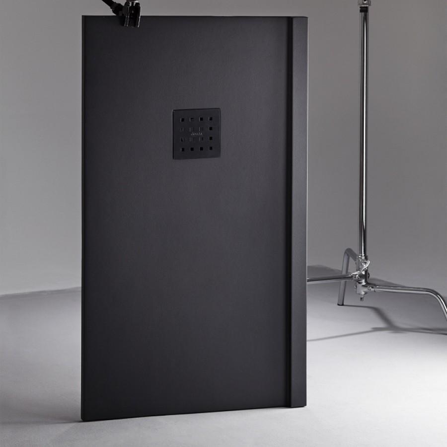 Receveur de douche 80x180 liso enmarcado frontal for Miroir 80x180