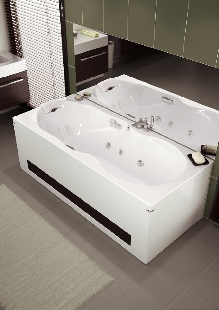baignoire baln o ergonomique 170x75 concept sante. Black Bedroom Furniture Sets. Home Design Ideas