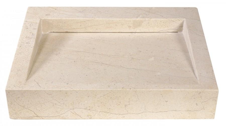 vasque en marbre antique beige ecoulement. Black Bedroom Furniture Sets. Home Design Ideas