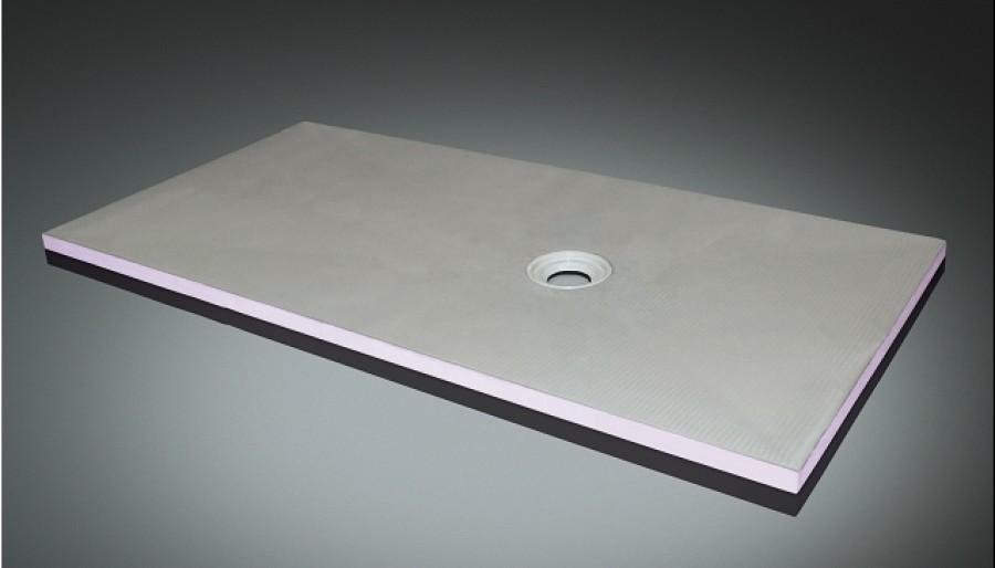 Receveur carreler 180x90 bonde excentr e verticale ebay for Fenetre 180x90