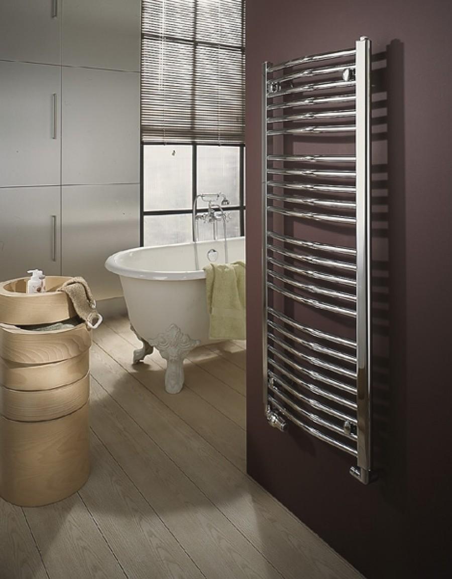 s che serviettes tahiti surf chrome eau chaude 881 meuble de salle de bain. Black Bedroom Furniture Sets. Home Design Ideas