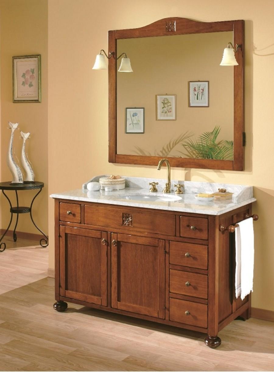 Meuble de salle de bain ricordi composition 23 sanitaire for Meuble sanitaire