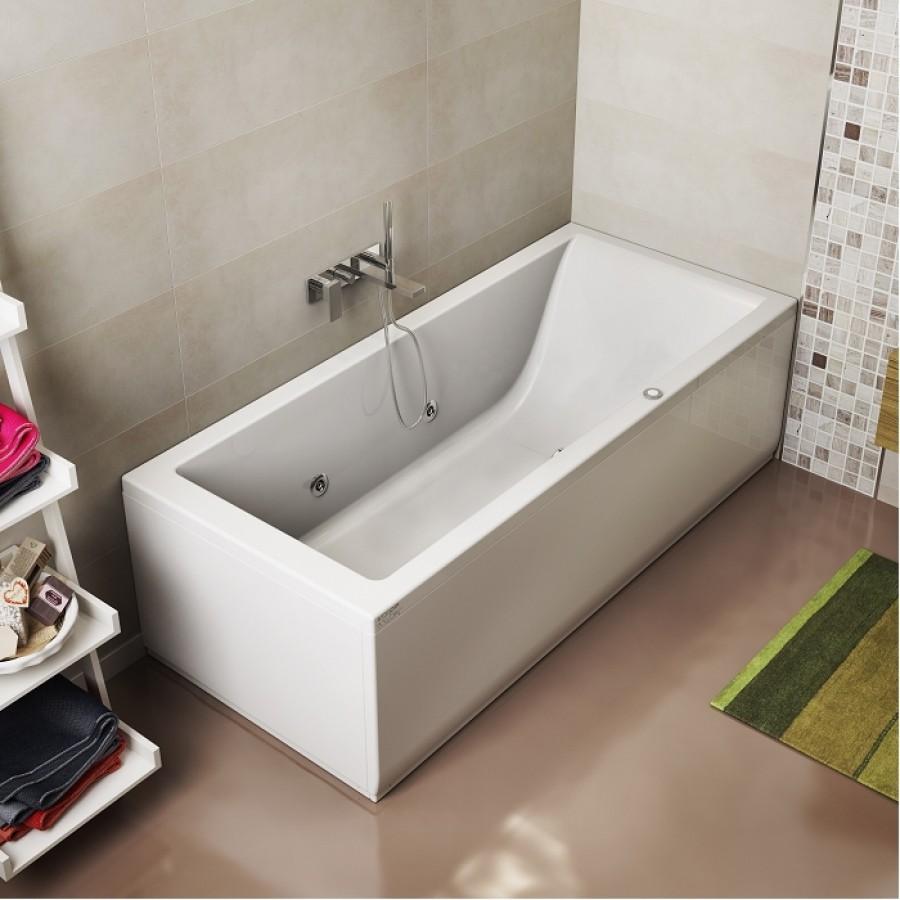 baignoire baln o lagoon 180x80 cm droite jacuzzisanitaire. Black Bedroom Furniture Sets. Home Design Ideas
