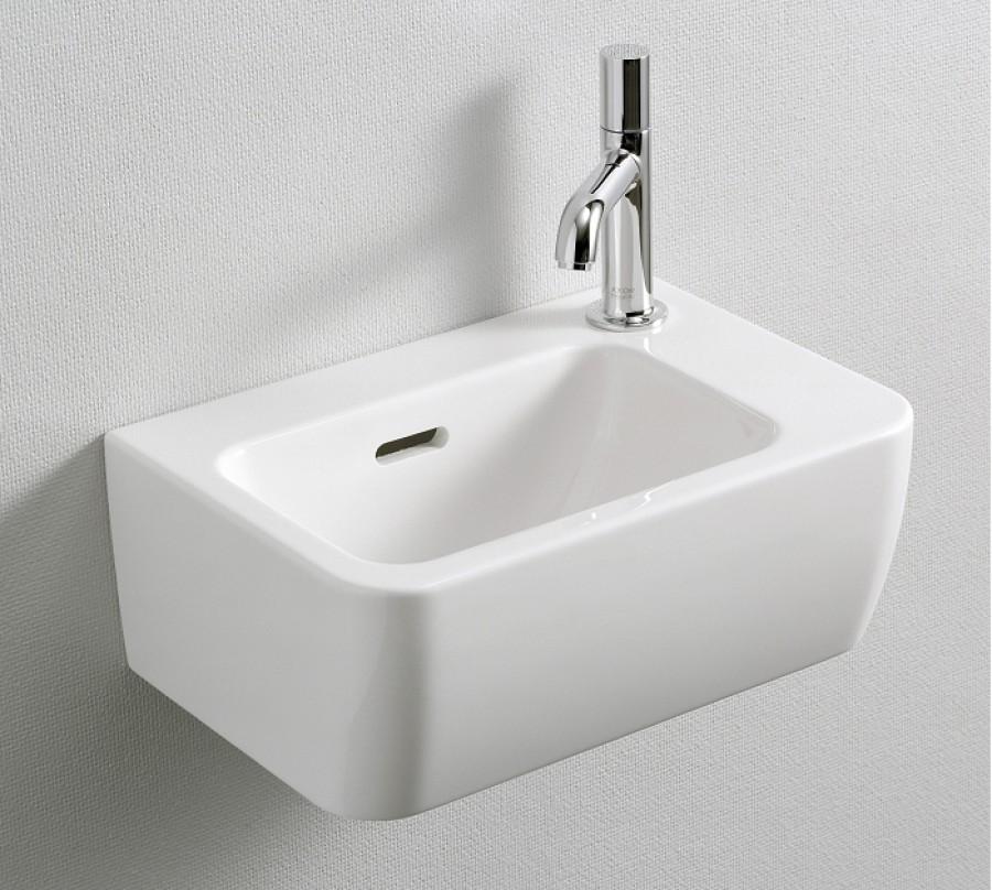 Lave mains laufen pro meuble de salle de for Meuble laufen pro s