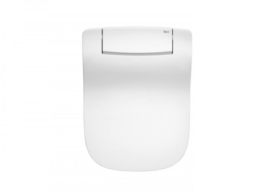 Abattant de wc multiclean premium 2 2 soft for Meuble sanitaire wc