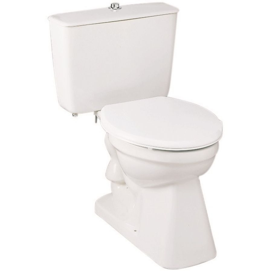 Pack wc sortie verticale aspirambo porcher for Meuble sanitaire wc