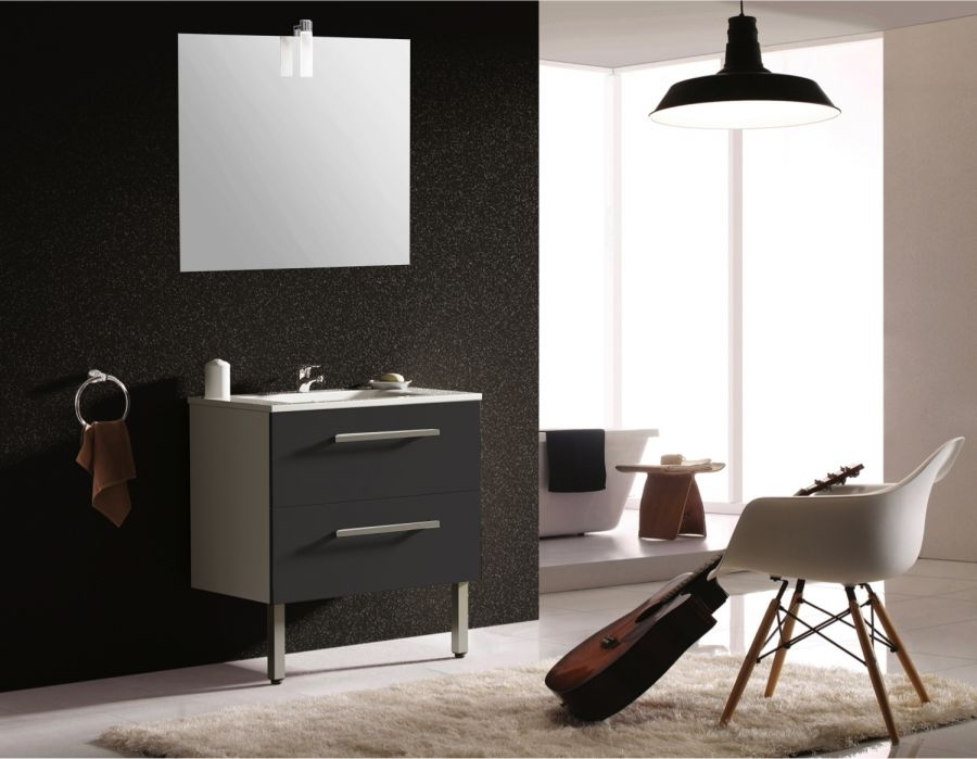 meuble simple vasque palace 80cm meuble. Black Bedroom Furniture Sets. Home Design Ideas