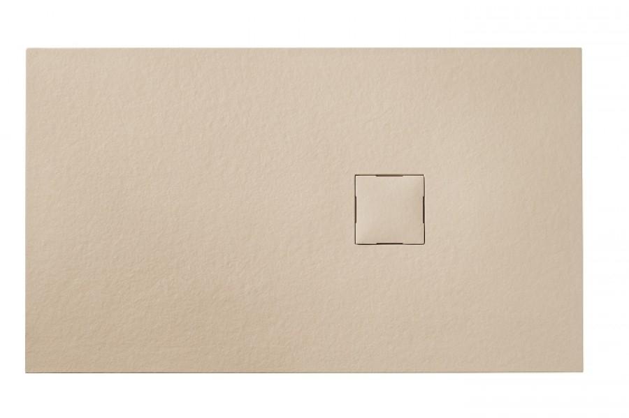 Receveur de douche 80x160 piedra cr for Miroir 80x160