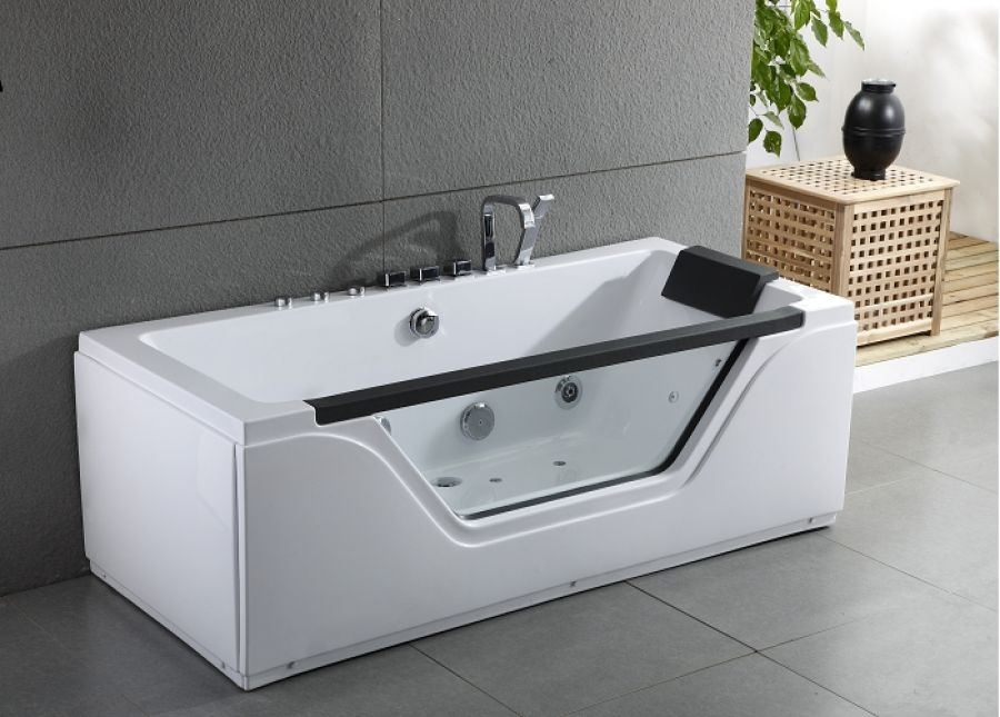 baignoire baln o 170x80 meuble de salle de bain douche baignoire. Black Bedroom Furniture Sets. Home Design Ideas