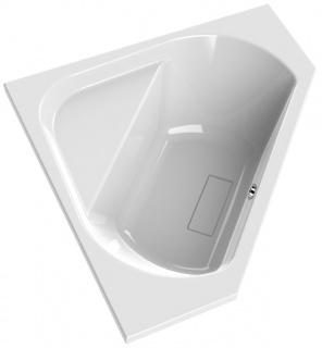 Baignoire D Angle Maestro 145x145 Cm Sans Tablier Aquarine