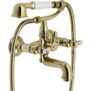 Mélangeur bain-douche rétro vieux bronze Grazia GRC5001/1BR