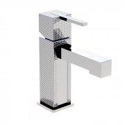 Mitigeur lavabo monotrou MYRIAD avec vidage Clic-clac - 55.709 CH
