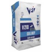 Mortier-Colle COLLIBEP Gris V210 - sac 25 kg - VPI