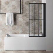 Paroi de baignoire LOFT Screen - Relevable et pivotante