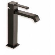 Mitigeur lavabo mi-haut BLACKMAT Quadri - ONDYNA