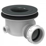 Bonde grise sans capot Ø 90 mm pour receveur Ultra FLat S - K936367**