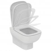 WC suspendu KHEOPS Aquablade avec abattant