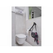 Barre d'appui et de relevage multifonctions ARSIS pour WC