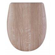 Abattant OLFA Ariane Angora Wood déclipsable**