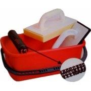Kit seau et spatules pour joints