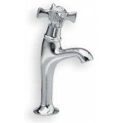 Robinet lave-mains CHAMBORD rétro chromé - Eau froide - CH14051
