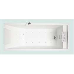 Baignoire Balnéo 170x70 Sense 4 Dream Air sans tablier