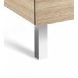 Jeu de deux pieds pour meuble Debba Compact