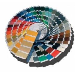 Option couleurs pour receveur Doccia selon nuancier RAL