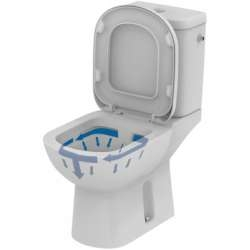 Pack WC KHEOPS sans bride - SH - T311001