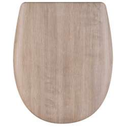 Abattant OLFA Ariane Baltik Oak Mat déclipsable