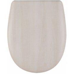 Abattant OLFA Ariane Sun Wood Mat déclipsable