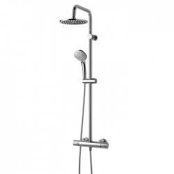 Colonne douche Thermostatique IdealRain de Idéal Standard A5686