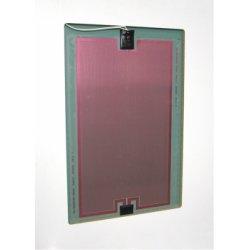 Dispositif anti-buée pour miroir 27.5 x 62,5 cm