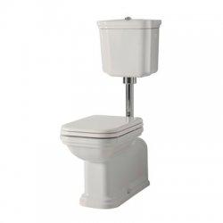 Bloc WC Rétro complet réservoir mi-haut WALDORF