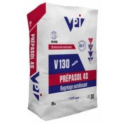 Enduit de ragréage PREPASOL 4S V130 - sac 25 kg - VPI