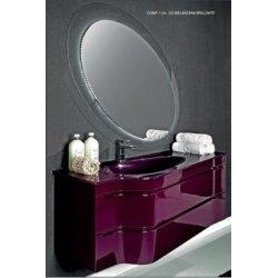 Meuble de salle de bain Slalom composition 1 plusieurs coloris