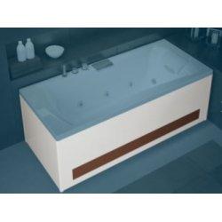 Tablier Façade en Bi-matière (Aspect cuir) baignoires Kinedo - L180 cm