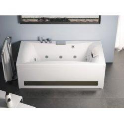 Baignoire balnéo Pure Design 170x75 - DETENTE - Tête à Droite