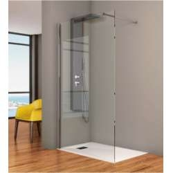 Paroi de douche simple SMART Solo - 90 cm*