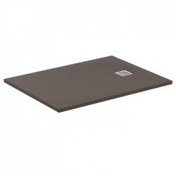 Receveur de douche Ultra Flat S Rectangulaire - Moka Absolu - Différentes tailles