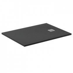 Receveur de douche Ultra Flat S Rectangulaire - Noir Intense - Différentes tailles